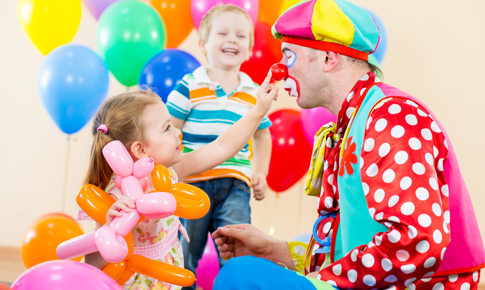 Детские праздники в Екатеринбурге